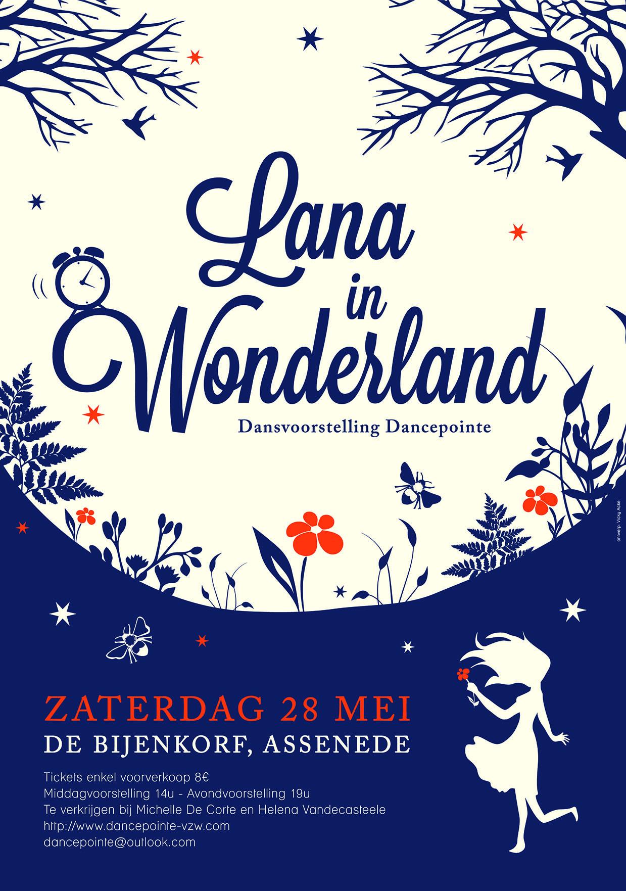 Lana in Wonderland (2016)